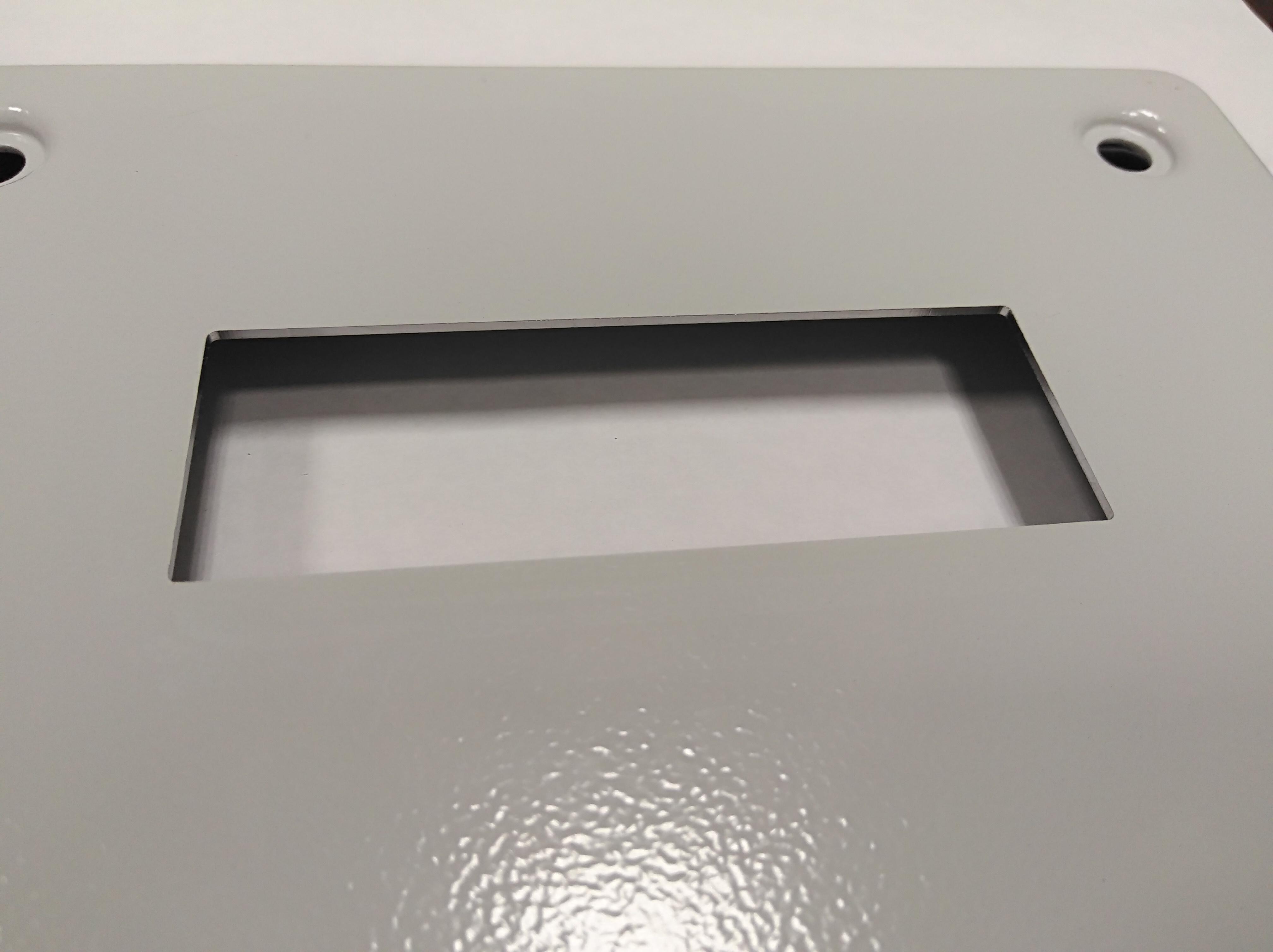 Grovex D1 в приборной панели